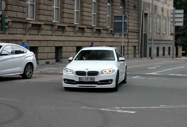 Alpina D5 Biturbo Touring 2014