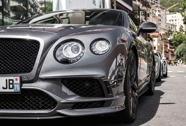 Bentley Continental Supersports Coupé 2018