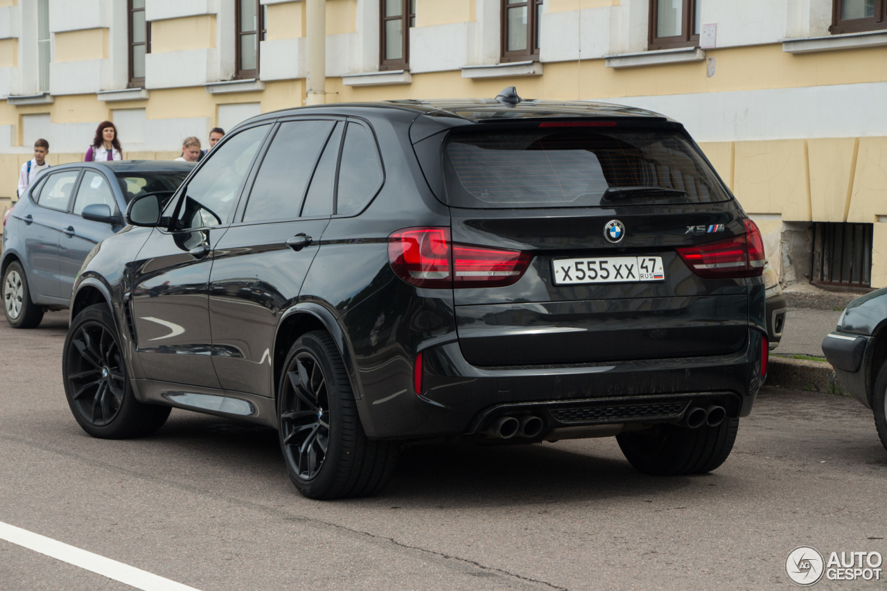 bmw x5 m f85 21 august 2017 autogespot. Black Bedroom Furniture Sets. Home Design Ideas