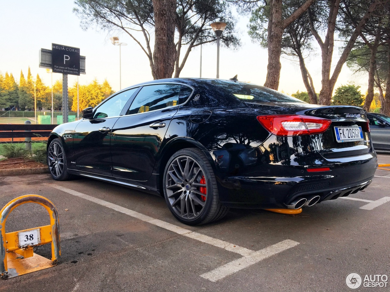 maserati quattroporte s gransport 21 august 2017 autogespot. Black Bedroom Furniture Sets. Home Design Ideas