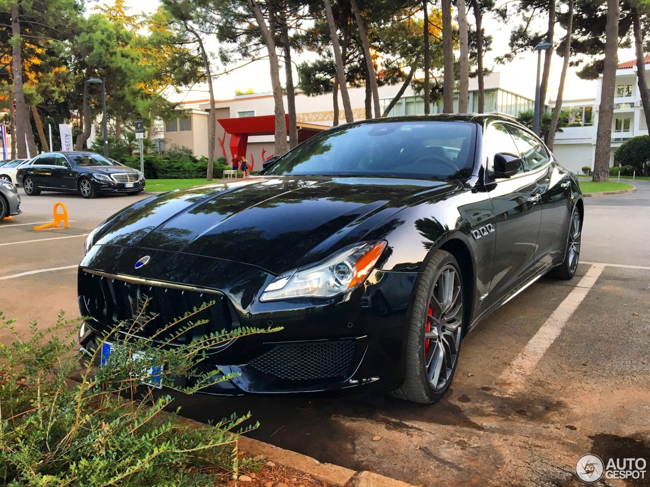 Maserati Quattroporte S GranSport - 21 August 2017 - Autogespot