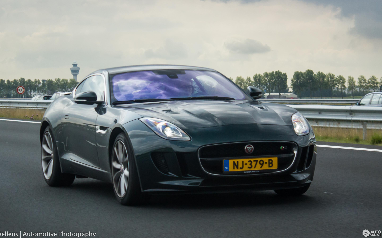 awd autogespot august s jaguar f type coupe crop nj coup
