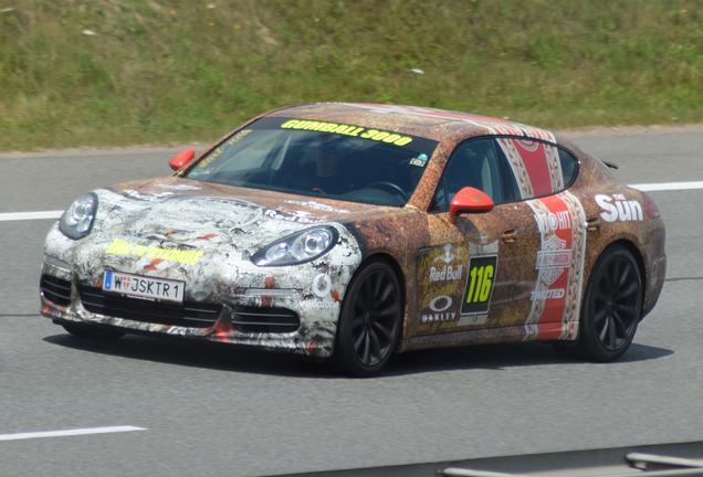 Porsche 970 Panamera 4 MkII