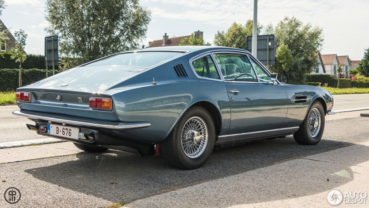 Aston Martin DBS August Autogespot - 1967 aston martin