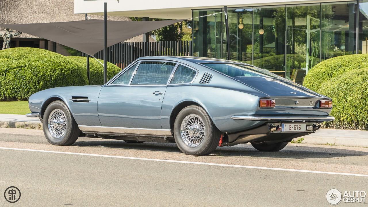 Aston Martin Dbs 1967 1972 22 August 2017 Autogespot
