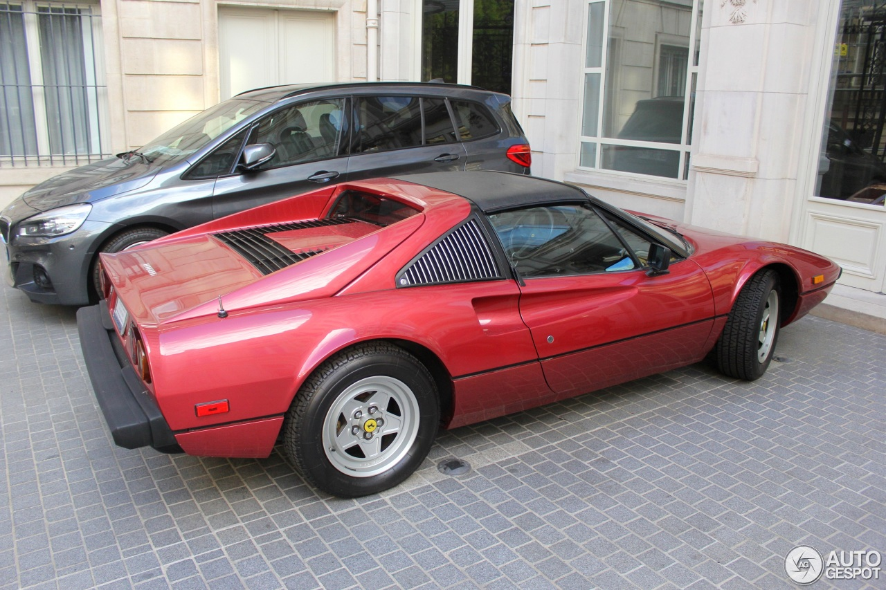 ferrari 308 gtsi 22 august 2017 autogespot. Black Bedroom Furniture Sets. Home Design Ideas