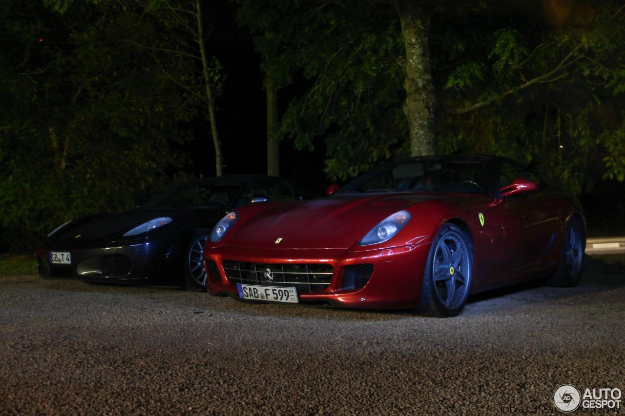 Ferrari 599 gtb fiorano hgte 22 august 2017 autogespot 1 i ferrari 599 gtb fiorano hgte 1 vanachro Image collections