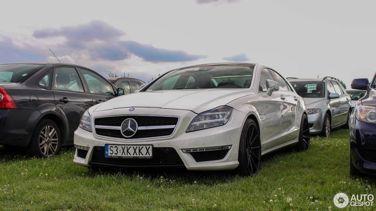 Mercedes benz cls 63 amg s c218 22 august 2017 autogespot for 2017 amg cls 63 mercedes benz