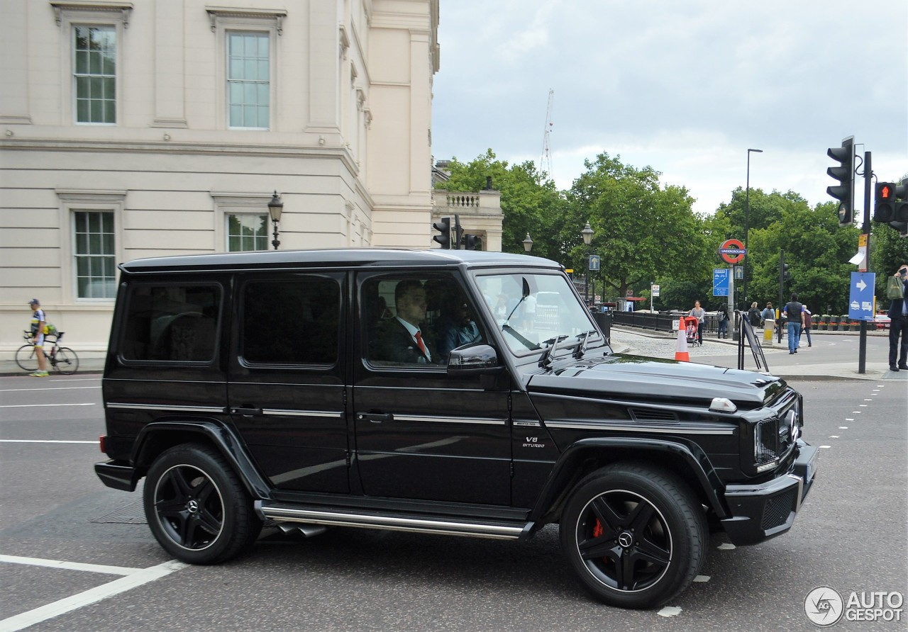 Mercedes benz g 63 amg 2012 22 august 2017 autogespot for 2017 mercedes benz amg g 63