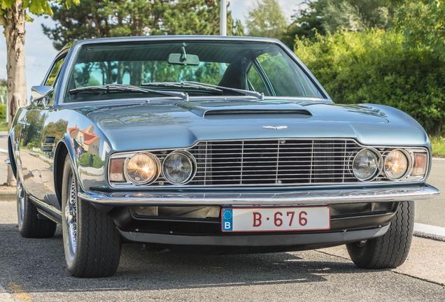Aston Martin DBS 1967-1972