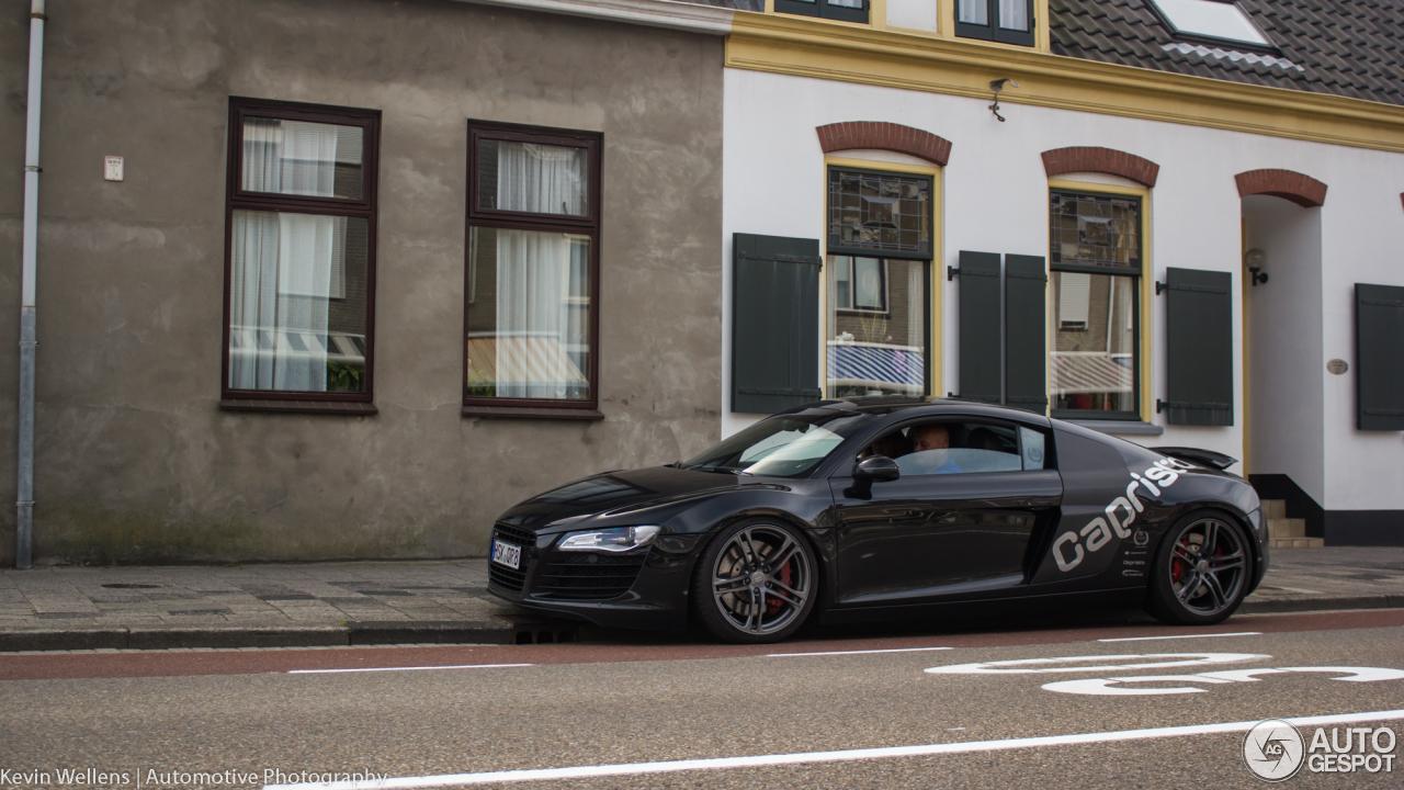 Audi R8 - 23 agosto 2017 - Autogespot