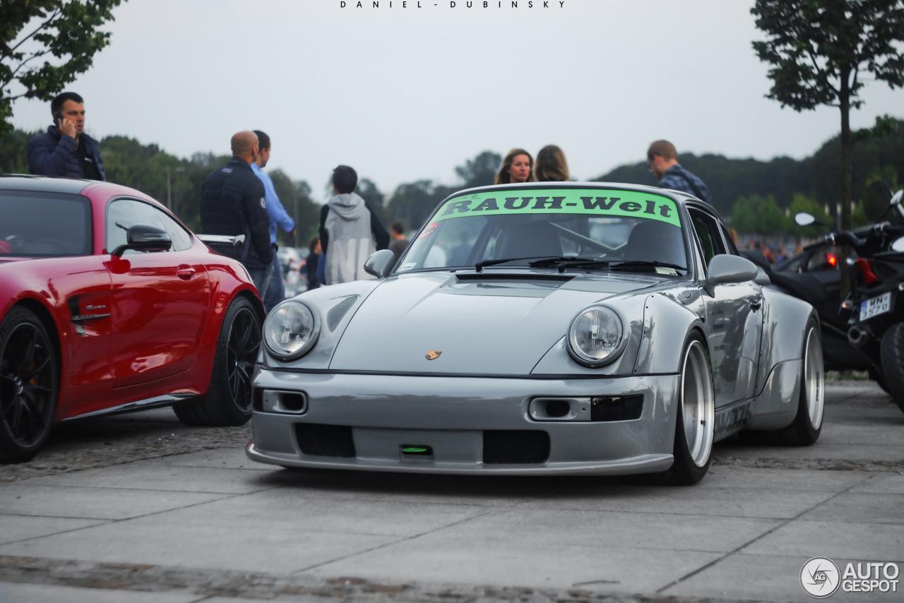 Porsche Rauh Welt Begriff 964 23 August 2017 Autogespot