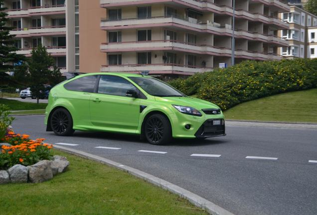 Ford Focus RS 2009 WRC Edition