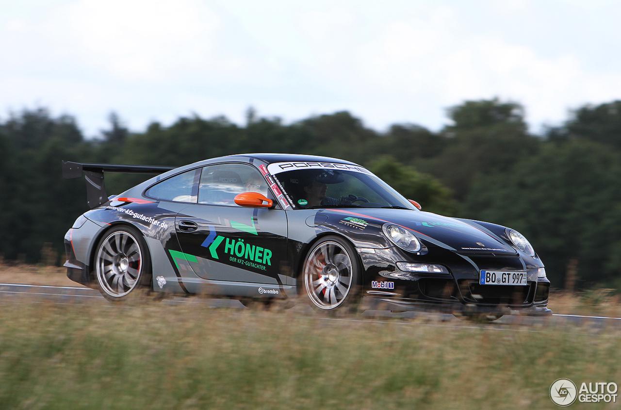 Porsche 997 Gt3 Cup 24 August 2017 Autogespot