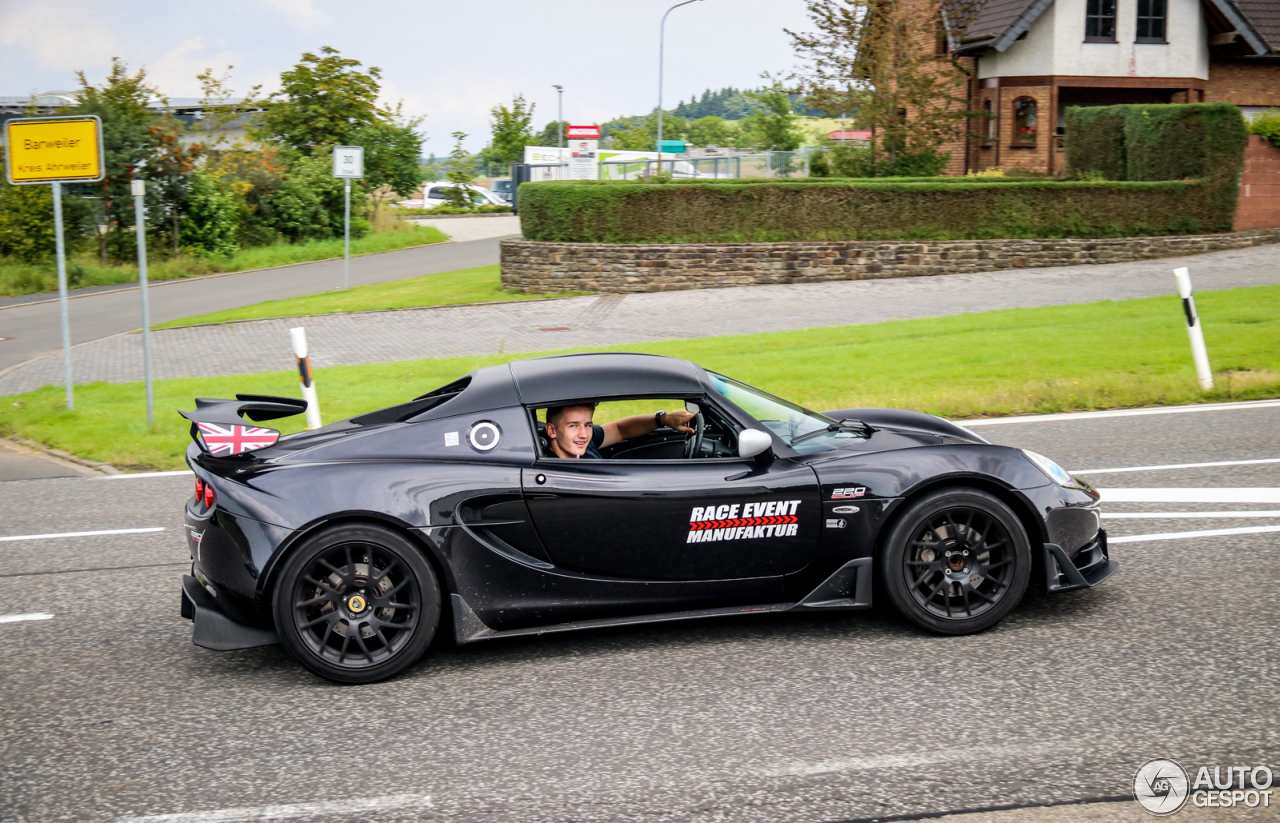 lotus elise s3 220 cup 26 august 2017 autogespot. Black Bedroom Furniture Sets. Home Design Ideas