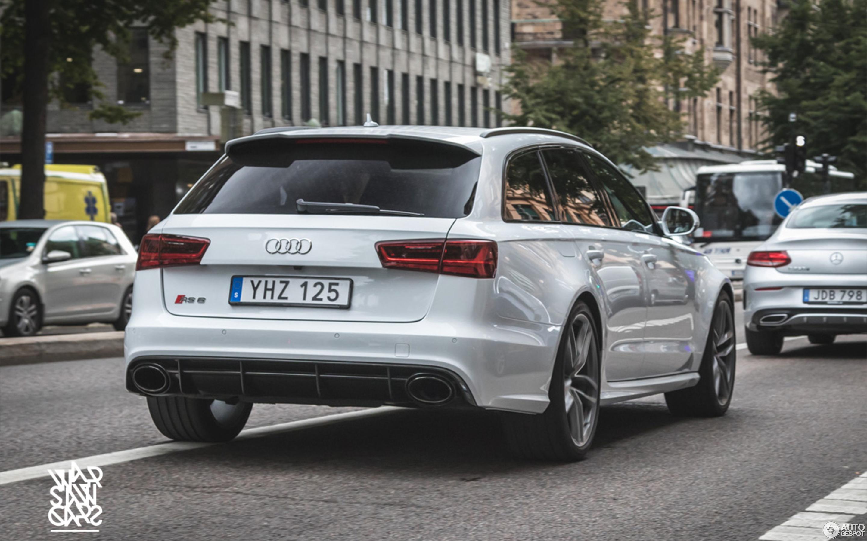 Audi RS6 Avant C7 2015