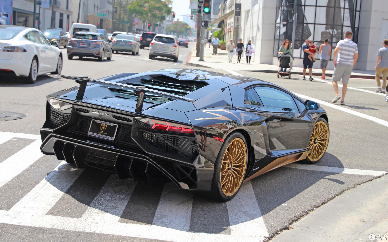Lamborghini Aventador LP750 4 SuperVeloce