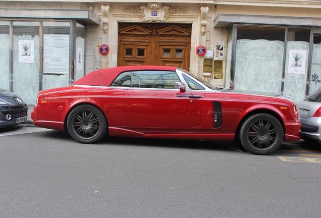 Rolls-Royce Phantom Drophead Coupé Mansory Bel Air