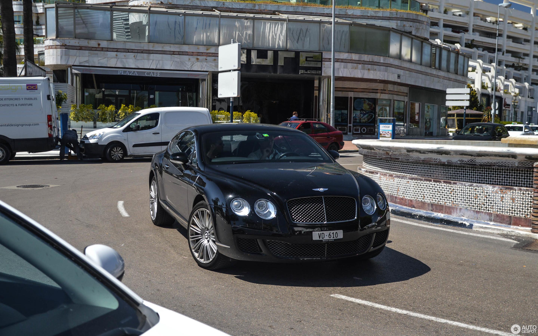 Bentley Continental GT Speed - 28 August 2017 - Autogespot