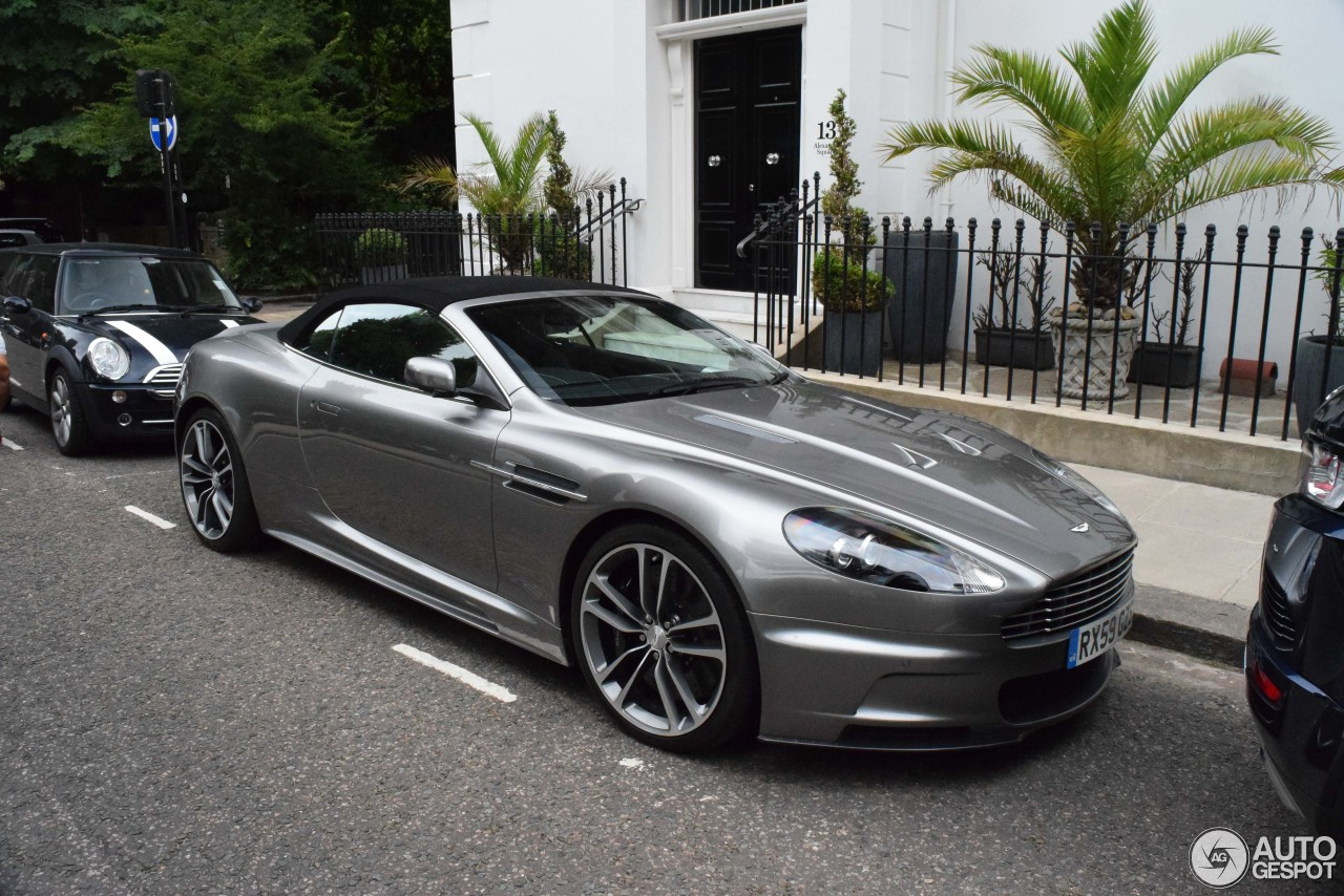 Aston Martin Dbs Volante C