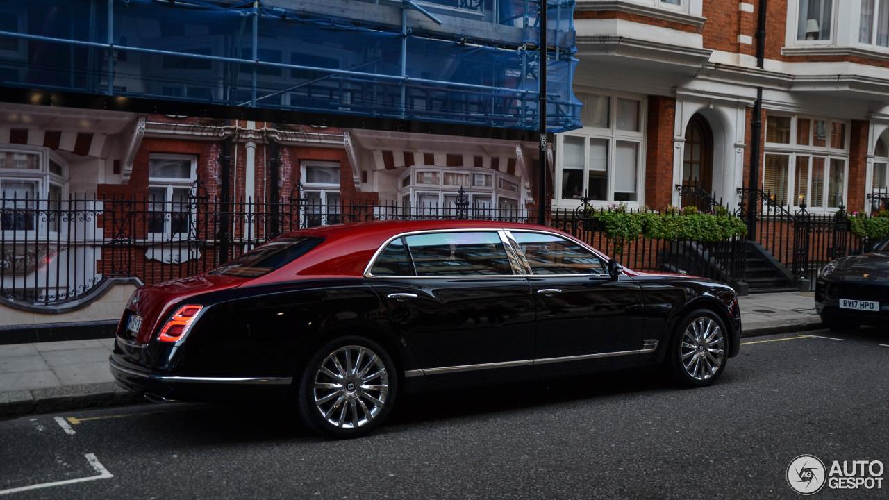 Bentley Mulsanne Ewb 2016 30 August 2017 Autogespot