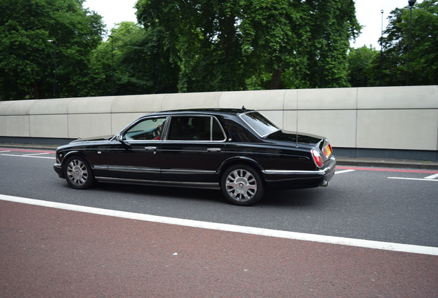 Bentley Arnage RL Mulliner