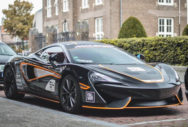 McLaren 540C GT4 Clubsport