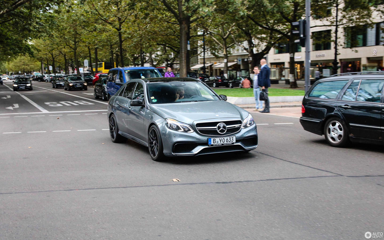 Mercedes Benz E 63 AMG W212 2 September 2017 Autogespot