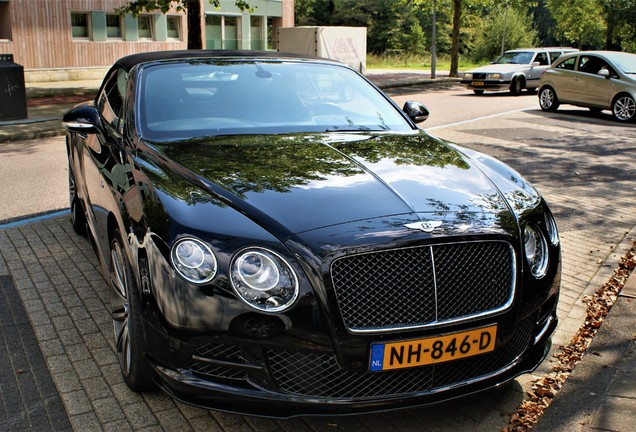 Bentley Continental GTC Speed 2015