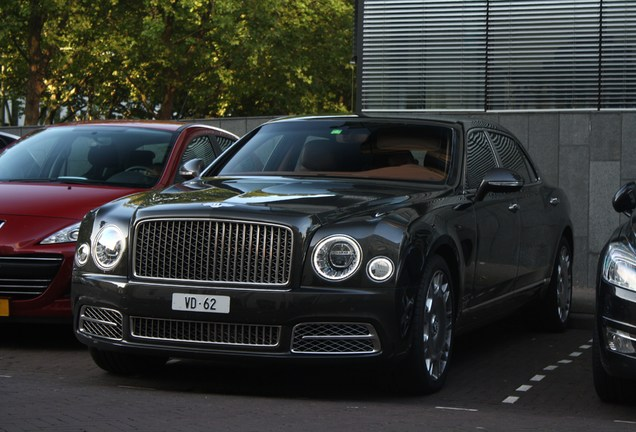 Bentley Mulsanne EWB 2016