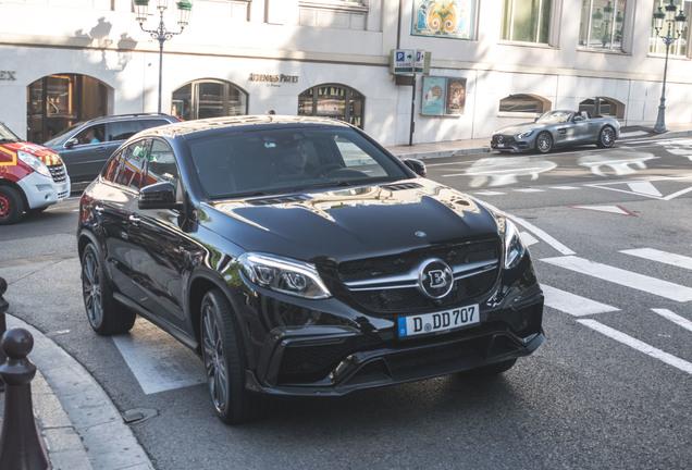 Mercedes-AMG Brabus GLE 63 S Coupé