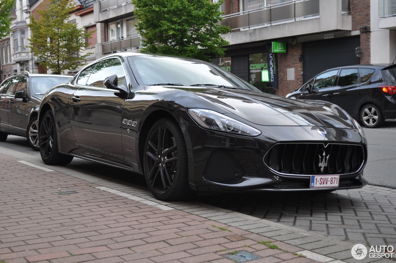 maserati coupe 2018. simple maserati 1 i maserati granturismo sport 2018 with maserati coupe