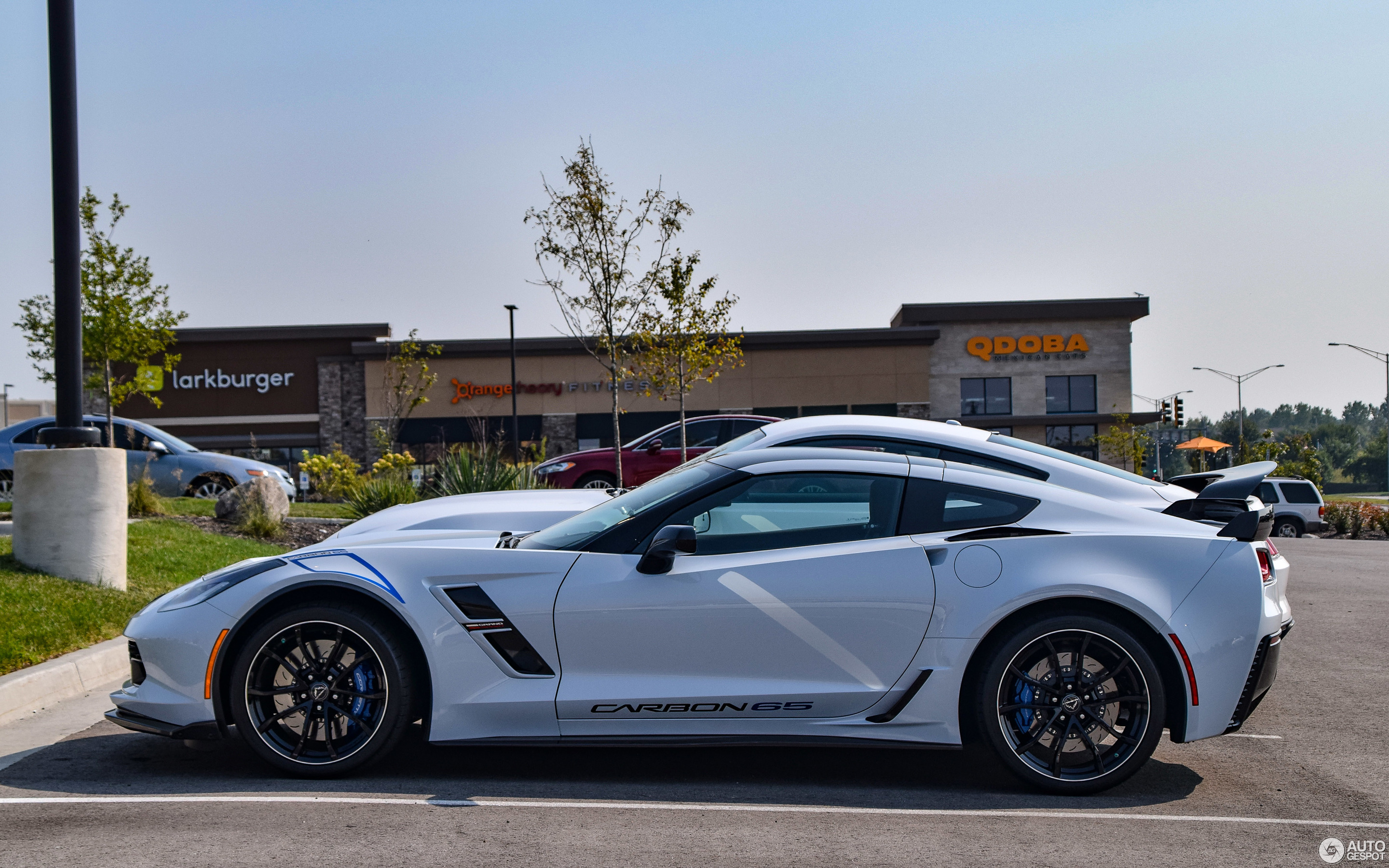 Chevrolet Corvette C7 Grand Sport Carbon 65 Edition - 4 ...