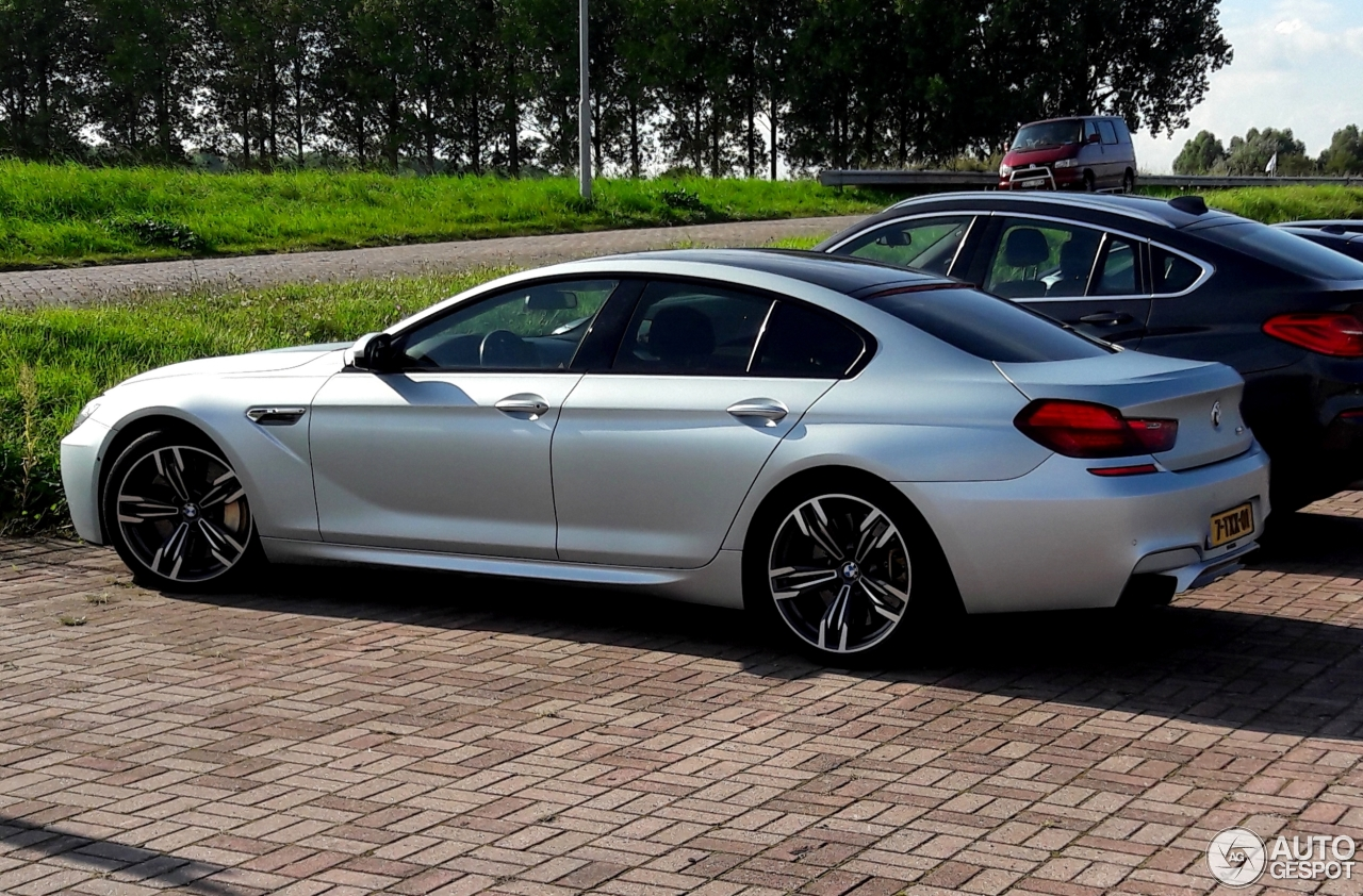 the latest bmw m6 gran coupe The latest add to the 2014 bmw 6-series lineup, the m6 gran coupe finishes off the family with a flourish it's exactly what the name implies: a hair-raising m6 drivetrain stuffed into the taut.