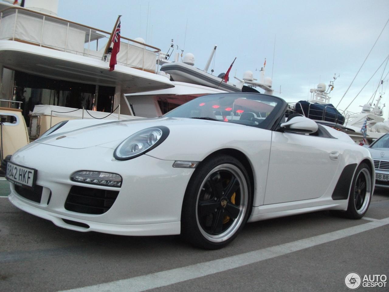 Porsche 997 Speedster 5 September 2017 Autogespot