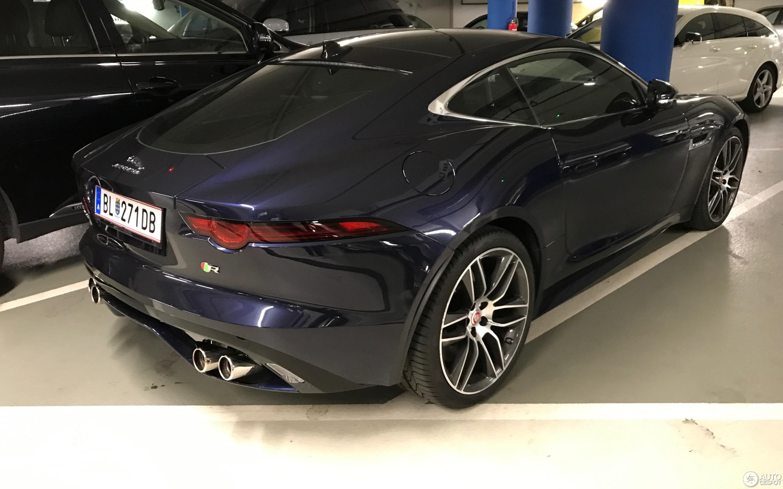 Jaguar F-TYPE R Coupé 2017 - 6 september 2017 - Autogespot