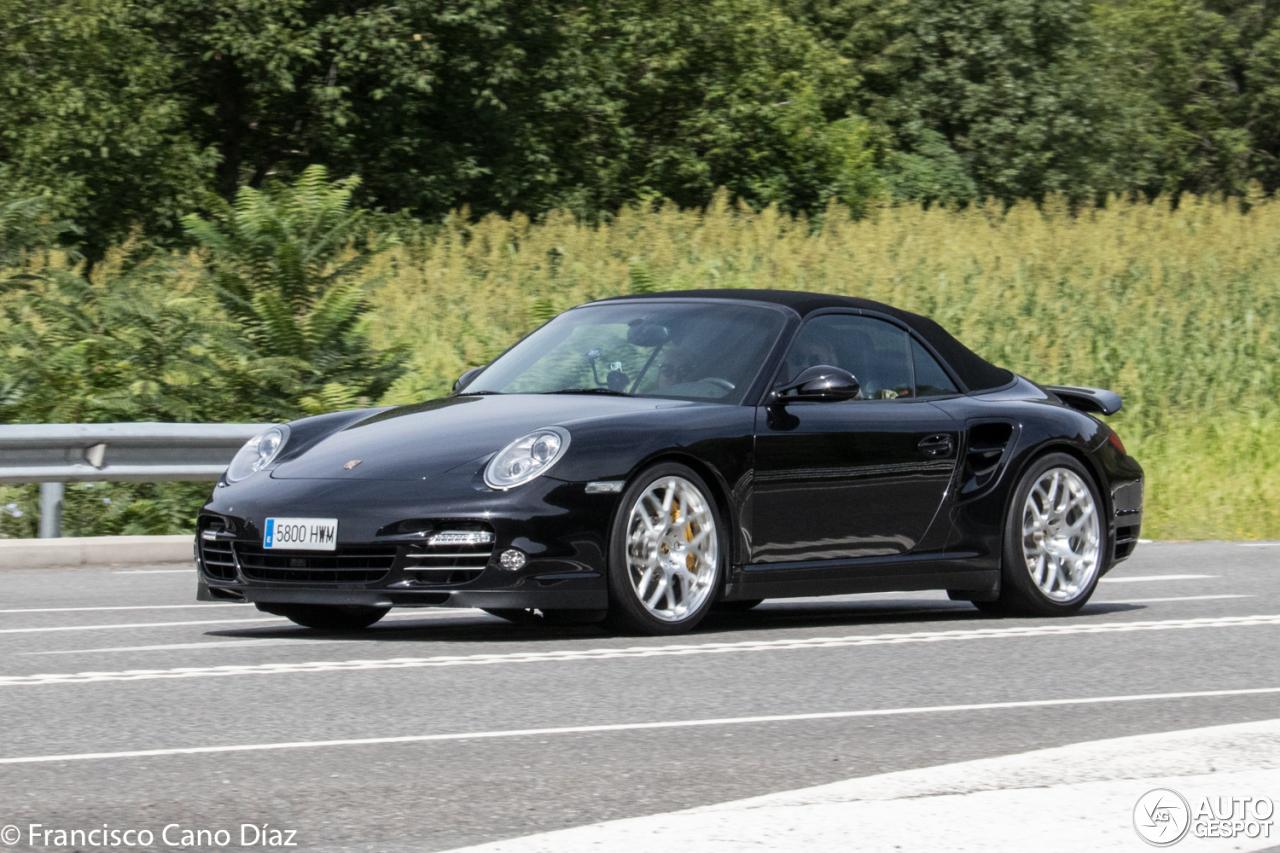 porsche 997 turbo s cabriolet 6 september 2017 autogespot. Black Bedroom Furniture Sets. Home Design Ideas