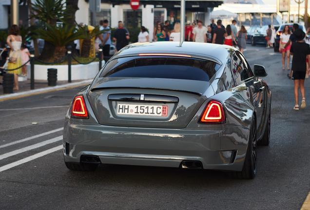 Rolls-Royce Spofec Wraith Overdose