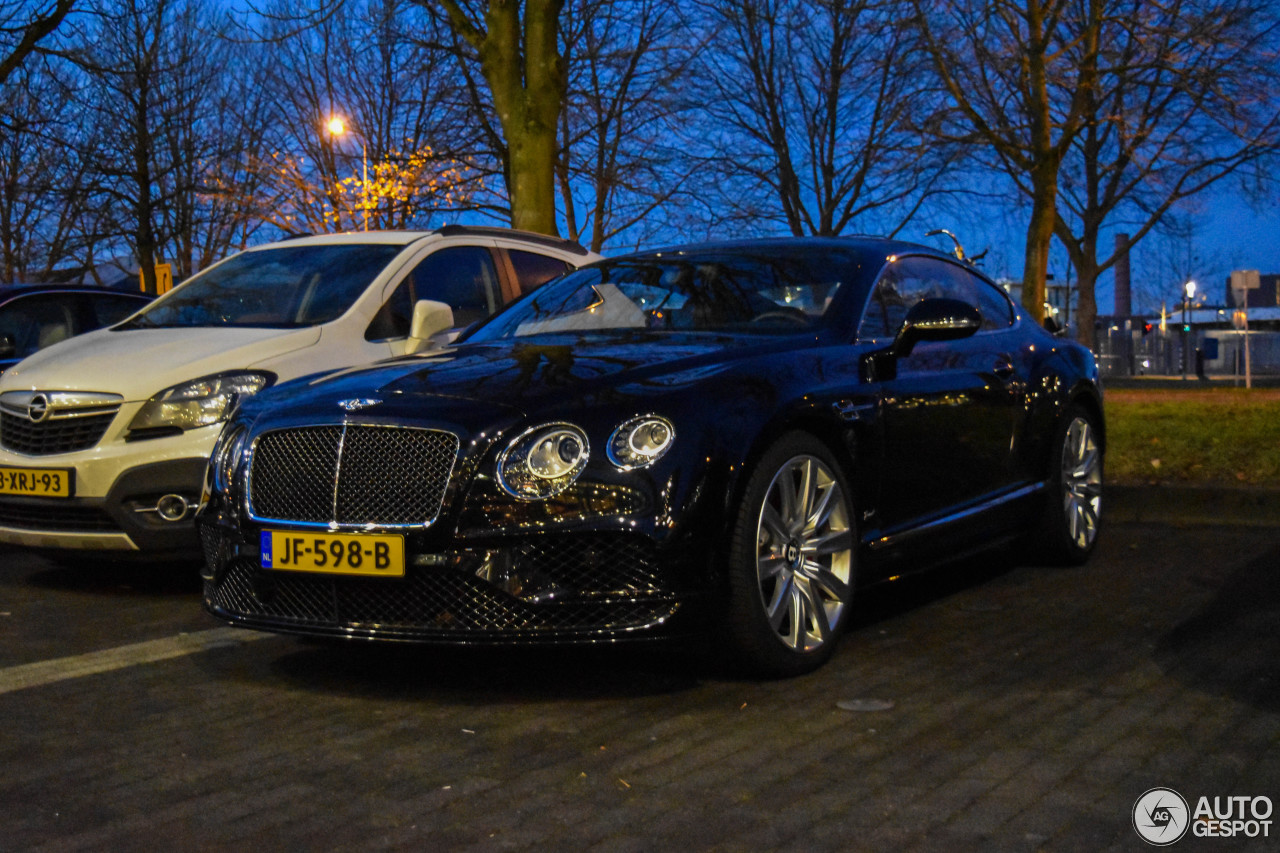 bentley continental gt speed 2016 10 september 2017 autogespot. Black Bedroom Furniture Sets. Home Design Ideas