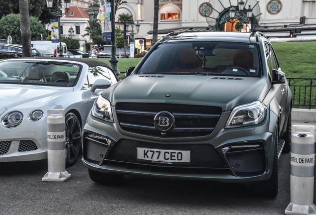 Mercedes-Benz Brabus GL B63S 700 Widestar
