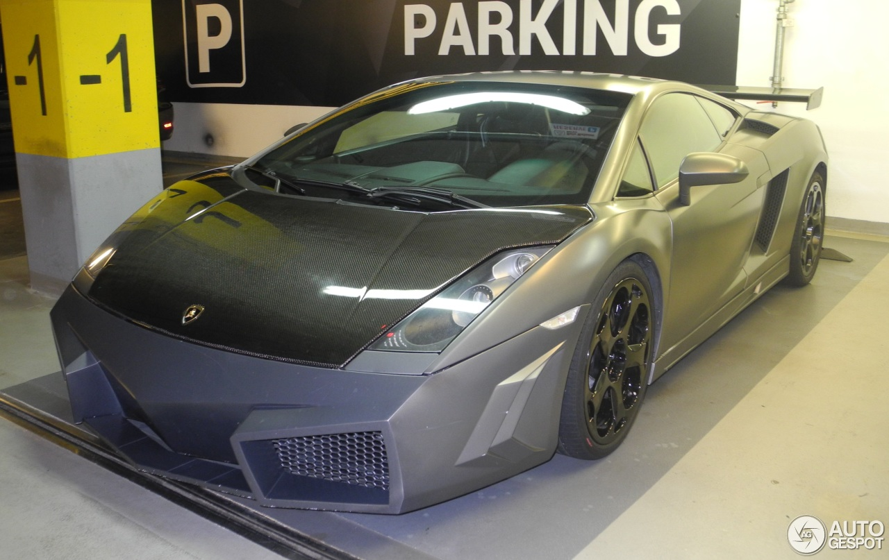 Lamborghini Gallardo Imex 4