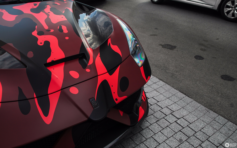 Ferrari F12berlinetta Mansory Stallone