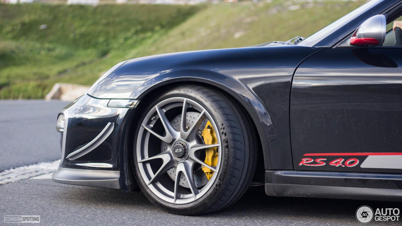 Porsche 997 GT3 RS 4.0 4