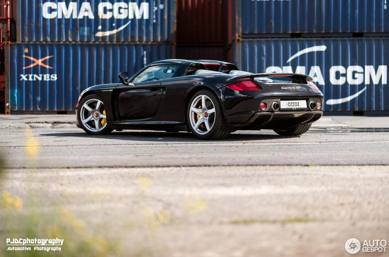 Porsche Carrera GT 5