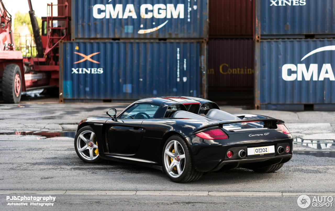 Porsche Carrera GT 6