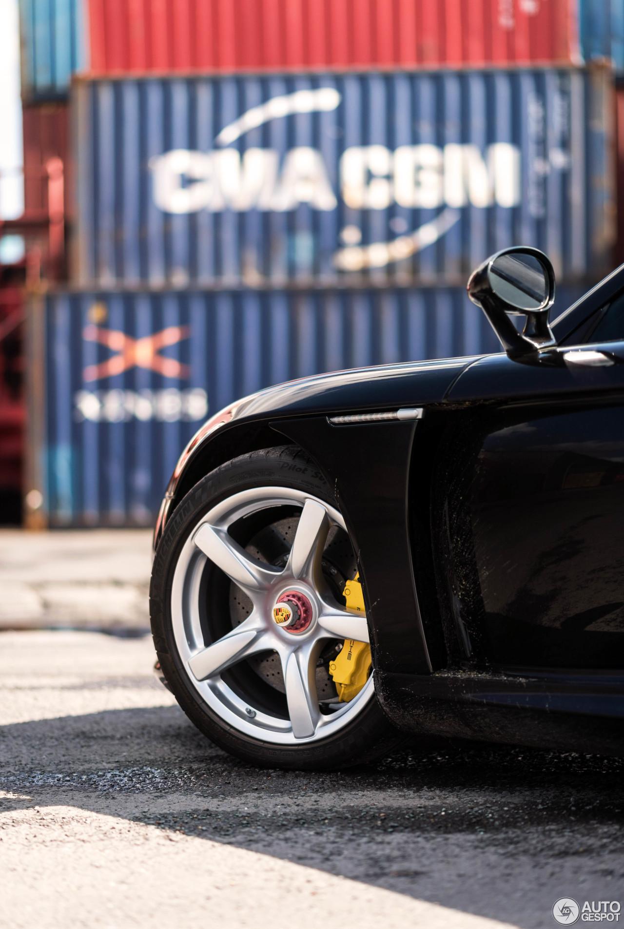 Porsche Carrera GT 7