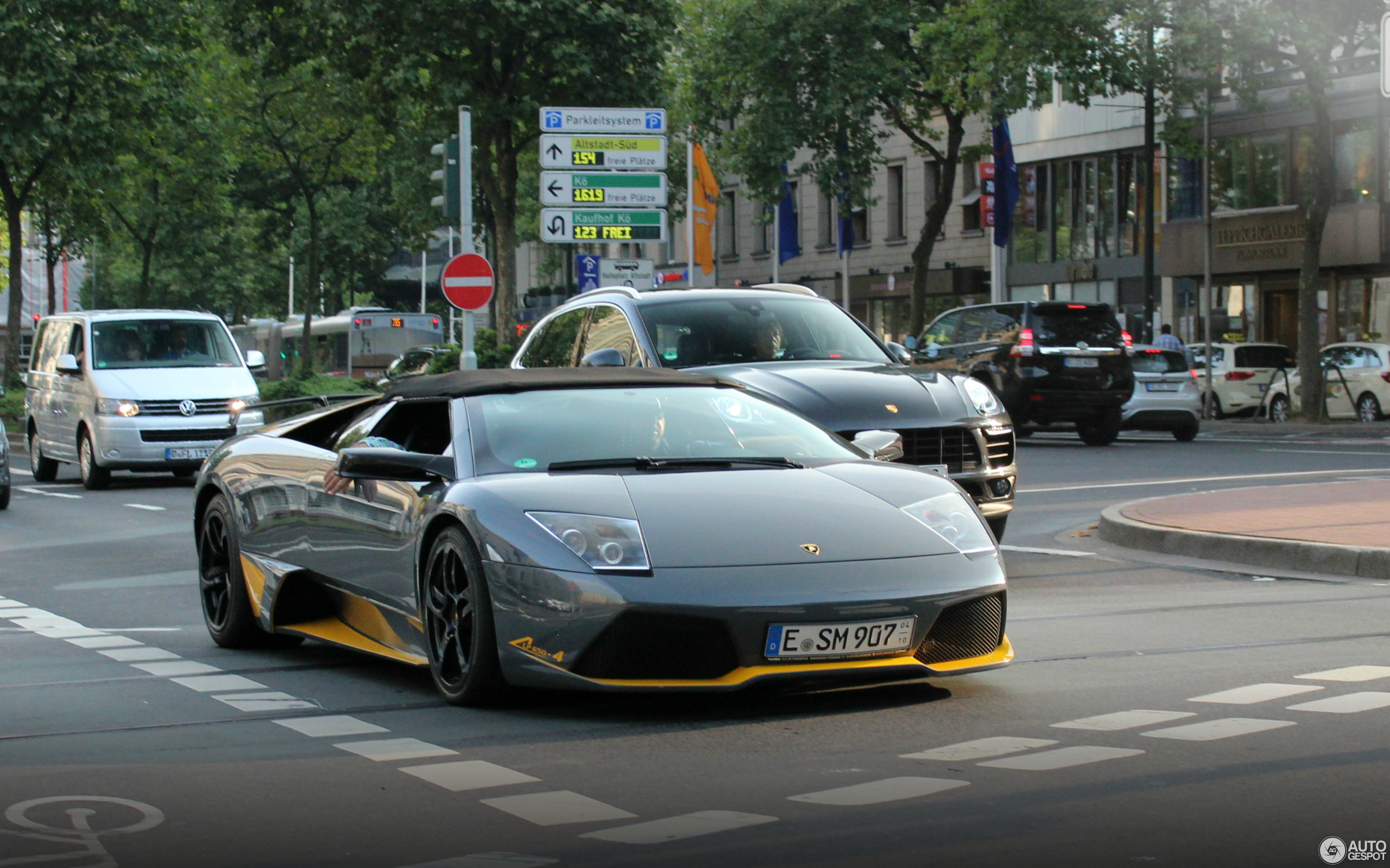 Lamborghini Murcielago Lp640 Roadster 13 September 2017 Autogespot