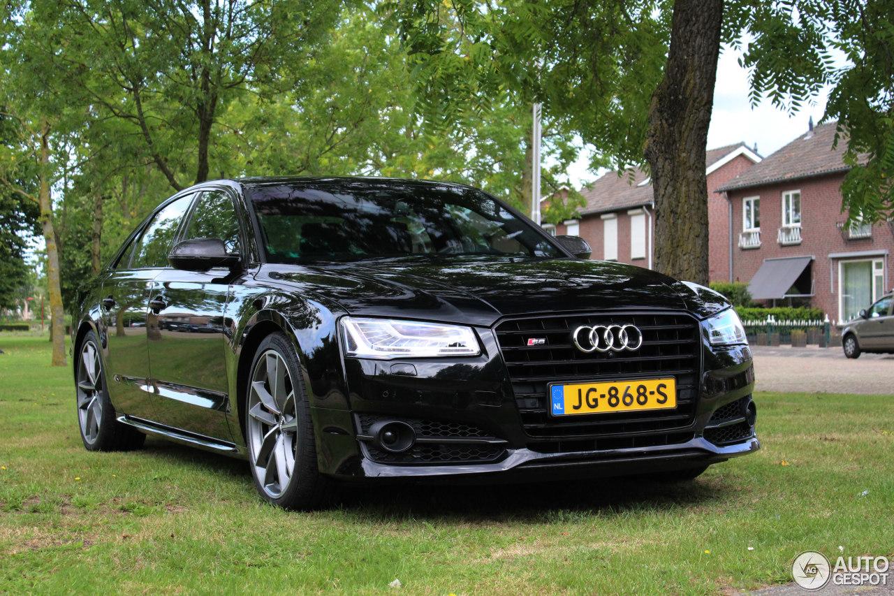 Audi S8 D4 Plus 2016 - 14 September 2017 - Autogespot