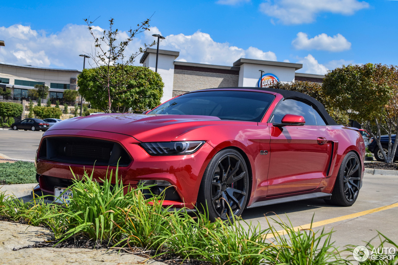 ford mustang gt convertible 2015 14 september 2017 autogespot. Black Bedroom Furniture Sets. Home Design Ideas
