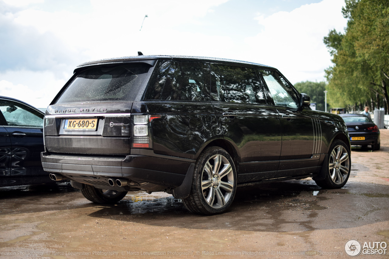 land rover range rover svautobiography lwb 15 september 2017 autogespot. Black Bedroom Furniture Sets. Home Design Ideas